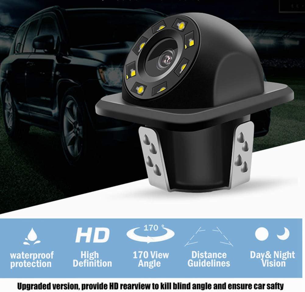 Micarba Rückfahrkamera Ip68 Wasserdicht Nachtsicht Elektronik