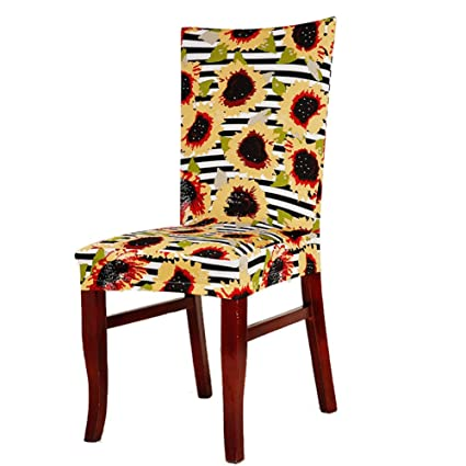 stretch seat chair dining design slipcovers in elastic for home intended room chairs elegant interior decorating short ideas covers removable