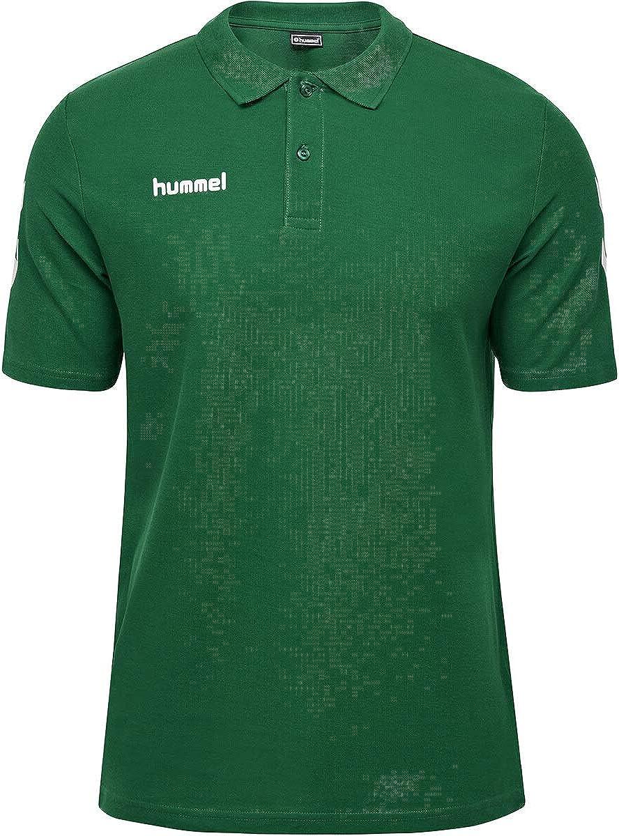 hummel Hmlgo Cotton Polo Camisa, Hombre: Amazon.es: Ropa y accesorios