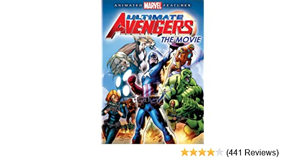 d932c9b71235d Amazon.com: Ultimate Avengers - The Movie: Justin Gross, Grey ...