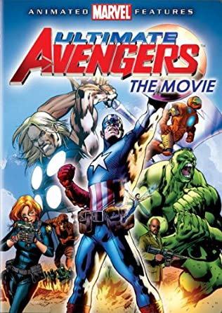 Amazon com: Ultimate Avengers - The Movie: Justin Gross, Grey