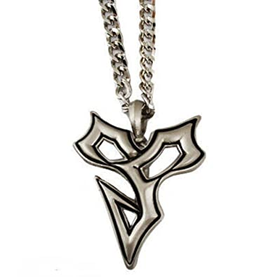 Final Fantasy Ff10 Tidus Pendant On Free 20 Chain Pendant 45mm X