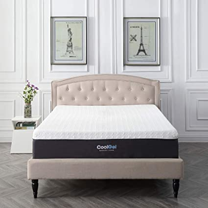 Amazoncom Classic Brands Cool Gel And Ventilated Memory Foam 12