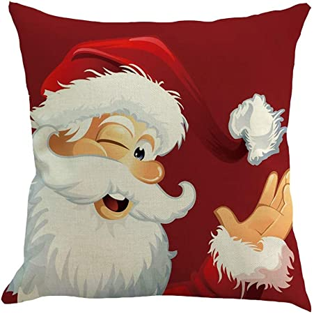 Christmas Pillow Covers 22x22 Pillow