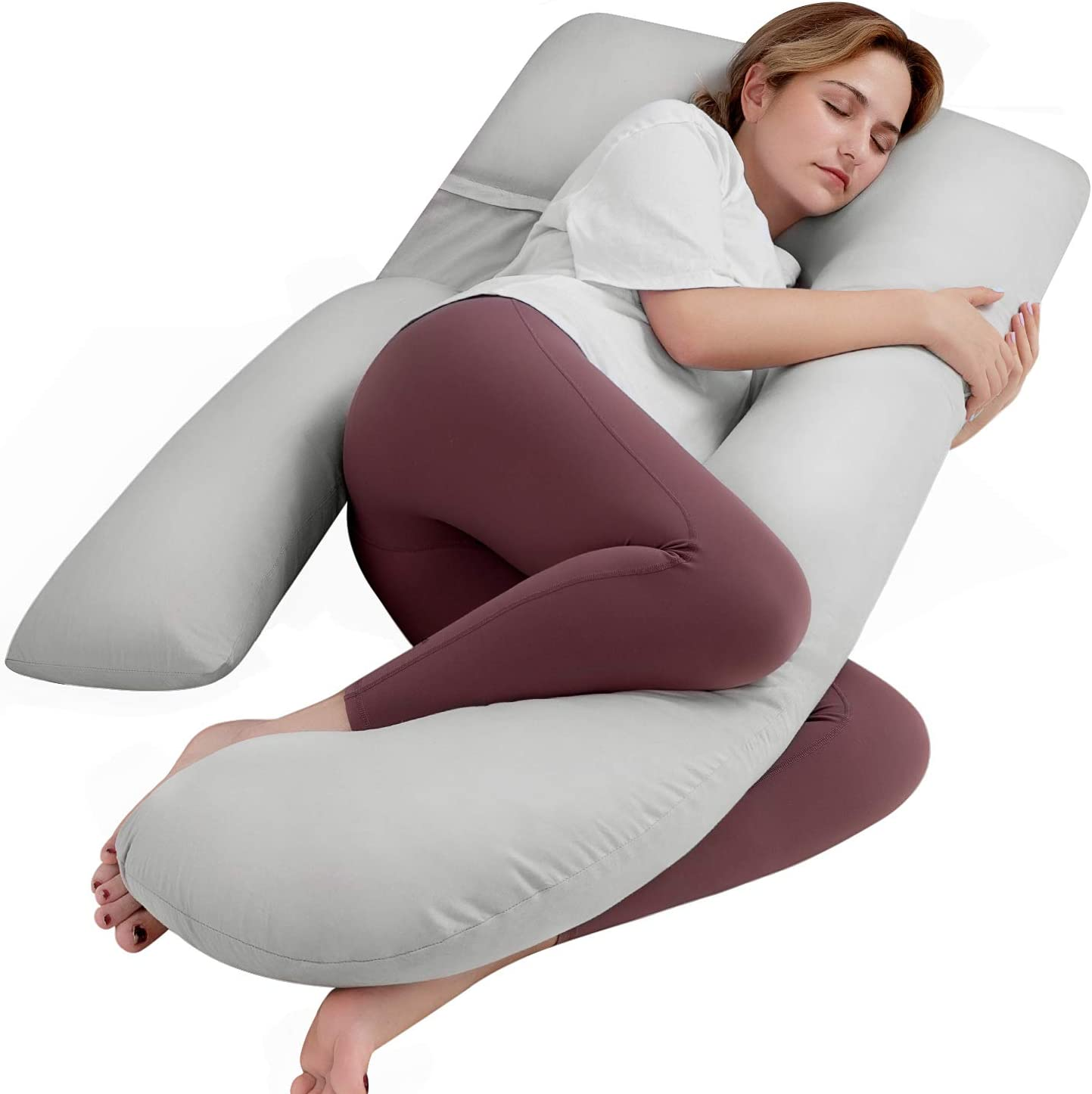 HBselect Full Body Maternity Pillow 9ft