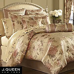 closeout j queen new york andover king comforter set home kitchen. Black Bedroom Furniture Sets. Home Design Ideas