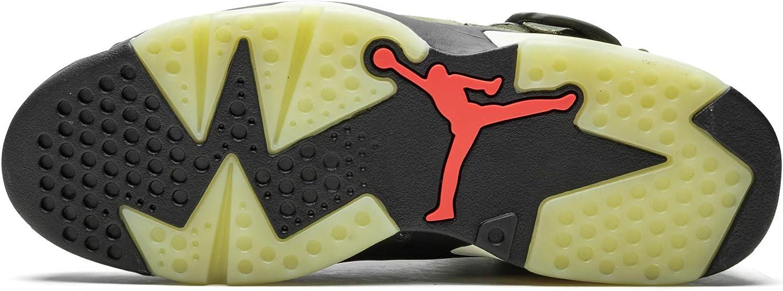 Travis Scott x Air Jordan 6 Retro 'Olive'