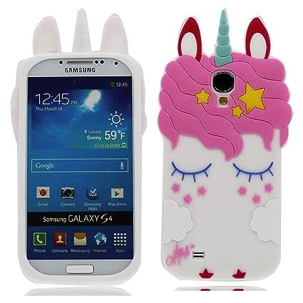 Samsung Galaxy S4 Carcasa 3D Dibujos animados Cover ...