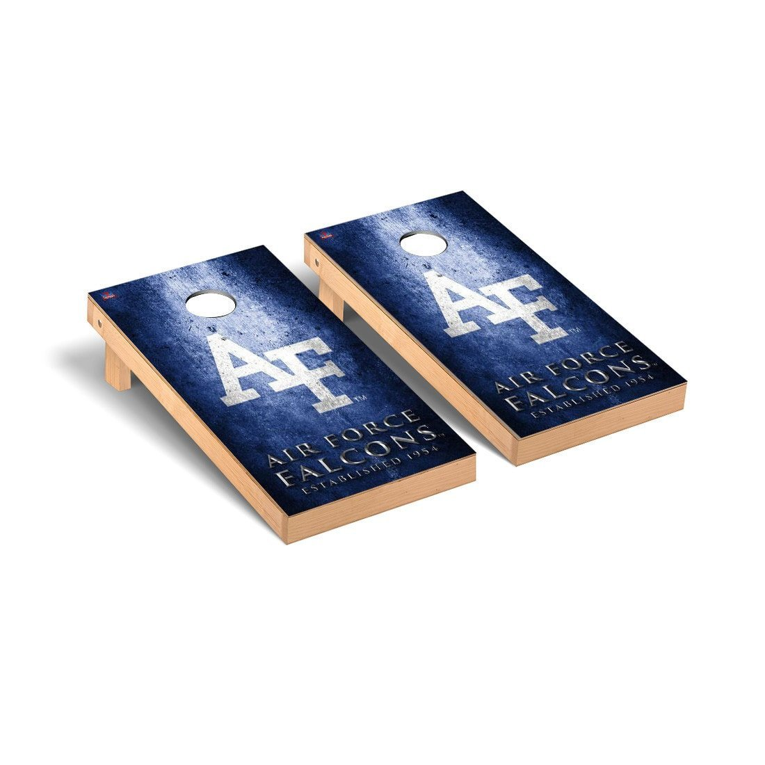 Victory Tailgate Air Force Academy Falcons Regulation Cornhole Game Set Museum Version