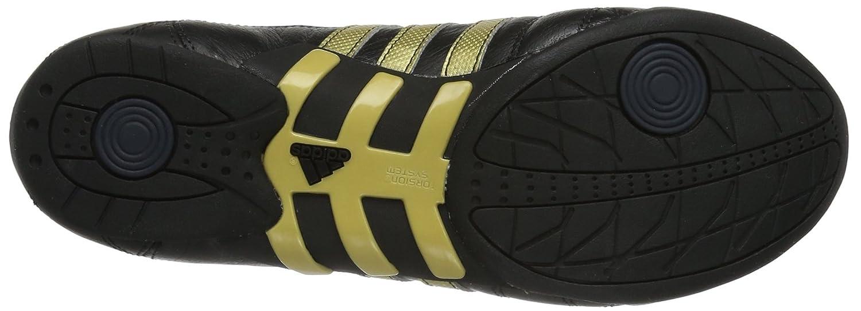 adidas Kundo F32898 - Zapatillas de deporte de cuero para hombre, color negro, talla 41 1/3: Amazon.es: Zapatos y complementos