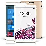ギーク S2 デュアルOS 8インチ タブレット(windows10/android5.1/2GB/32GB/intel Z8350) 1920*1200 解像度 OTGアタブター【日本正規品】メーカー1年保証 (ゴールド)