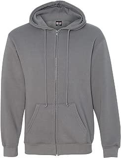 product image for Bayside - USA-Made Full-Zip Hooded Sweatshirt - 900