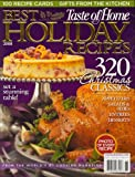 Taste Of Home Holiday, Special 2008 Issue