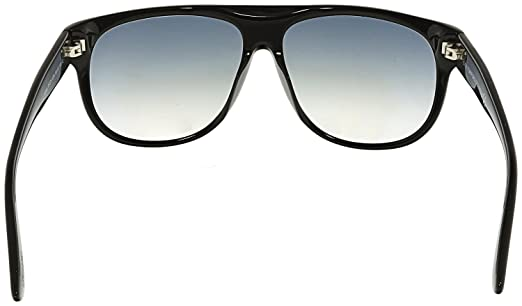 06126cd13c6 Amazon.com  Tom Ford 02N Black Kristen - Black Sunglasses  Tom Ford   Clothing