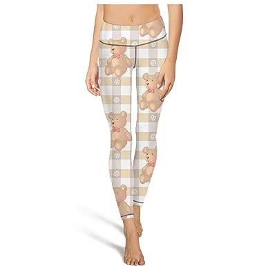 Amazon.com: Un oso de peluche con pantalones de yoga ...