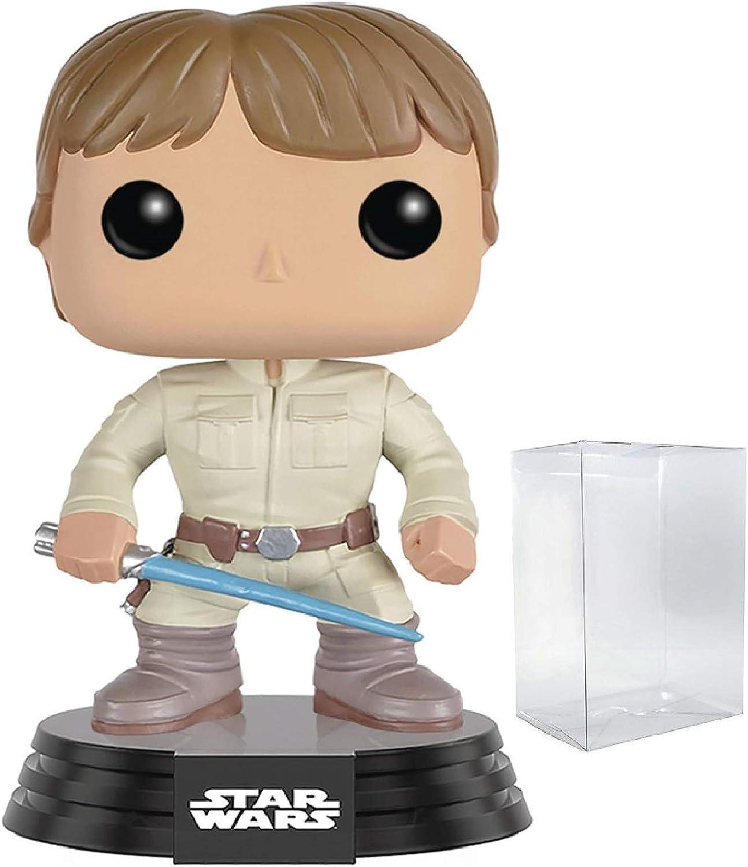 Star Wars: Bespin Luke Skywalker with Lightsaber Funko Pop! Vinyl Bobble-Head Figure (Includes Compatible Pop Box Protector Case)