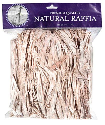 - SuperMoss (30000) Raffia, Natural, 2oz
