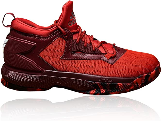 Adidas D Lillard 2 Bounce Zapatilla Baloncesto S - 54.7: Amazon.es ...