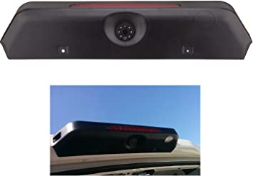 Reemplazo coche trasera vista cámara de marcha atrás Luz de Freno ...