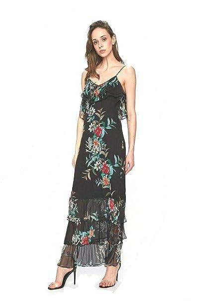 bdb3be29a3 Guess Abito Donna W92K80-WBJU0 Primavera/Estate: Amazon.it ...
