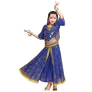 Amazon.com: Wgwioo - Disfraz de bailarina para el vientre ...