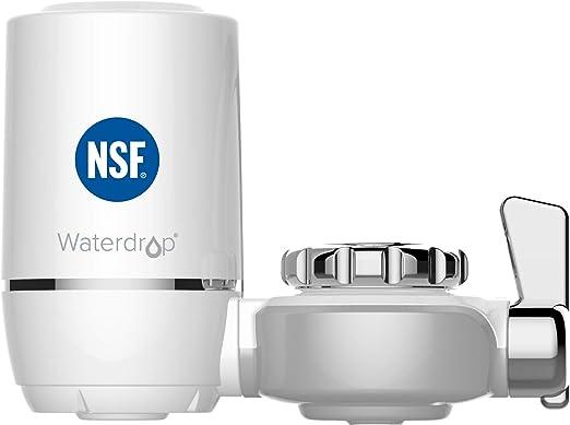 Waterdrop NSF Certificado WD-FF-01 Filtro de Agua, Sistema de ...
