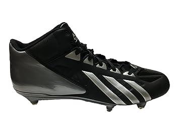 newest 7328a 9985b adidas FilthyQuick Mid (10.5, BlackPlatinumTitanium)