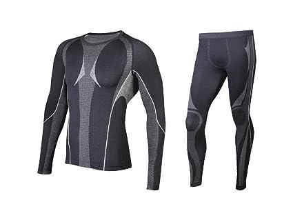 Delta plus indumentaria tecnica - Conjunto ropa interior poliamida/coolmax elastano talla -m negro