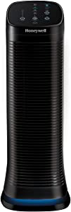 Honeywell HFD320 AirGenius 5 Air Cleaner/Odor Reducer, Black