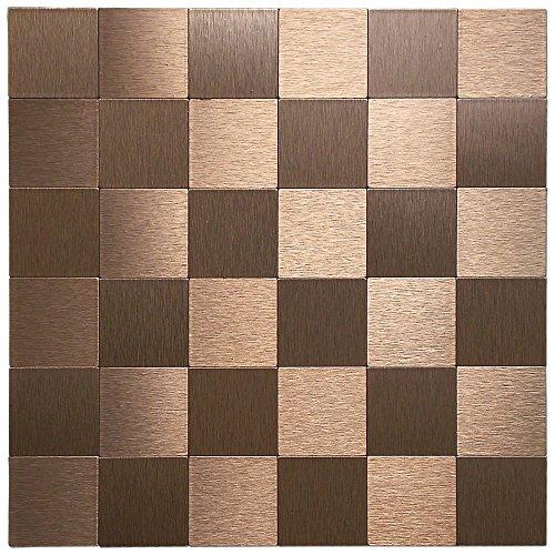 Stick Ceramic Peel And Tiles (Art3d 12