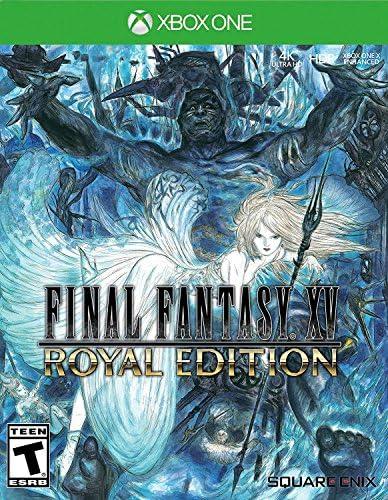 Final Fantasy XV Royal Edition Xbox One ファイナルファンタジーXVロイヤルエディション 北米英語版