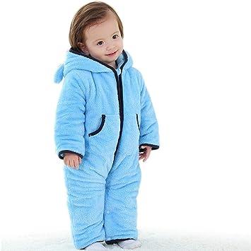 per Saco de Dormir Bebés Infantiles Invierno Romperes Bebés Recién Nacidos Pijamas Bebés de Una Pieza Ropa de Dormir: Amazon.es: Productos para mascotas