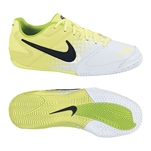 new york great look famous brand Nike 5 Elastico IC Indoor Soccer Shoes Youth - Volt/White/Black ...