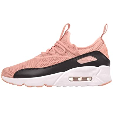 huge discount 0cc92 db8ec Nike Kid s Air Max 90 EZ GS, Coral Stardust Coral Stardust (Youth Size
