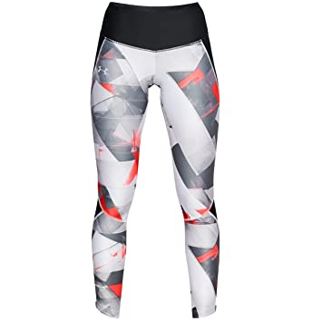 4dd6fcd985e2ea Under Armour Women's Fly Fast Prntd Tight Legging: Amazon.co.uk: Sports &  Outdoors