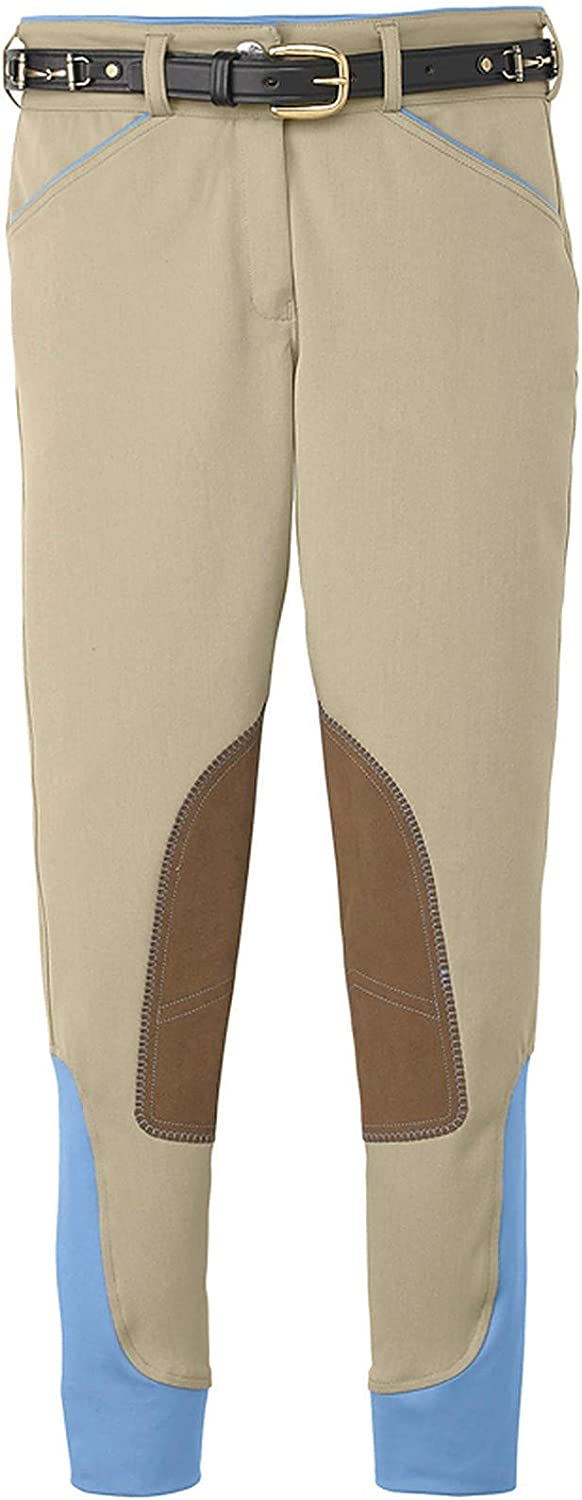 Dover Saddlery Wellesley Breech
