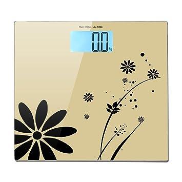 Electrónico Cuna Báscula electrónica Báscula presupuesto Human Scale lose Peso Precisión gemessenes Peso Corporal: Amazon.es: Hogar