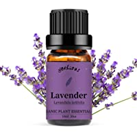 Yethious Lavender Essential Oil Blend 10ml 0.33oz 100% Pure Organic Therapeutic Grade Aromatherapy Gift Plant Oils for…