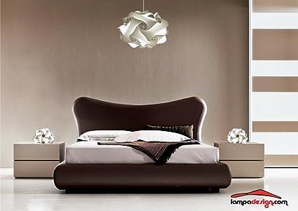 Set illuminazione moderna camera da letto LAMPADARIO design ...