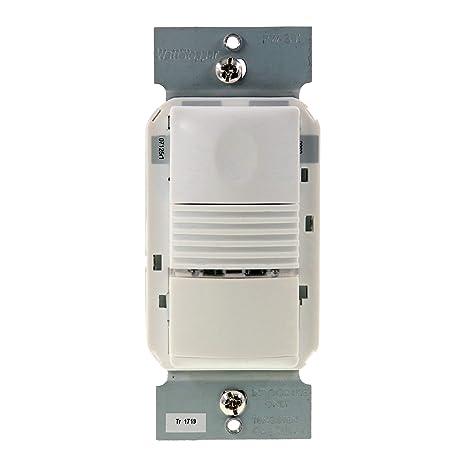 Amazon.com: wattstopper pw-301-w Motion Sensor Infrarrojo ...