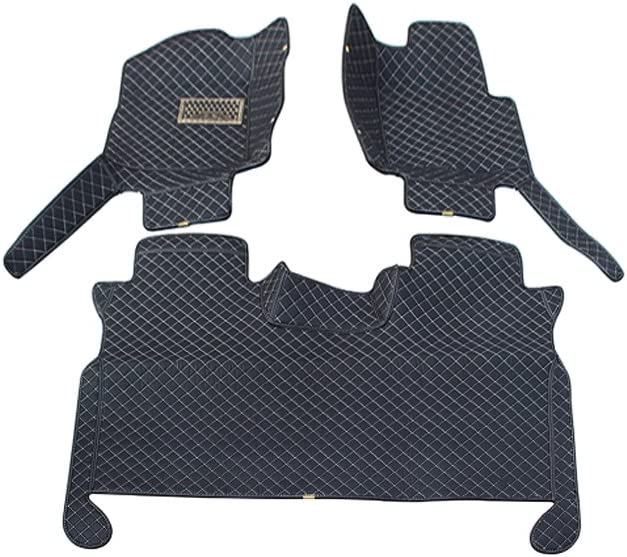 Custom Fit Seat Covers /& Heavy Duty 3D Rubber Floor Mats for Ford F-150 F150