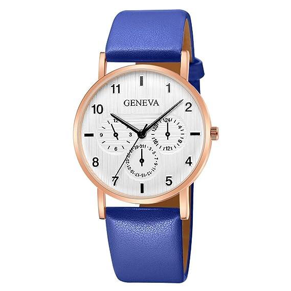 Darringls_Reloj Geneva,Relojes de Mujer Relojes Mujer Dorados ...