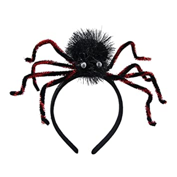 luoem spider headband halloween costume headband for costume dress up party supplies