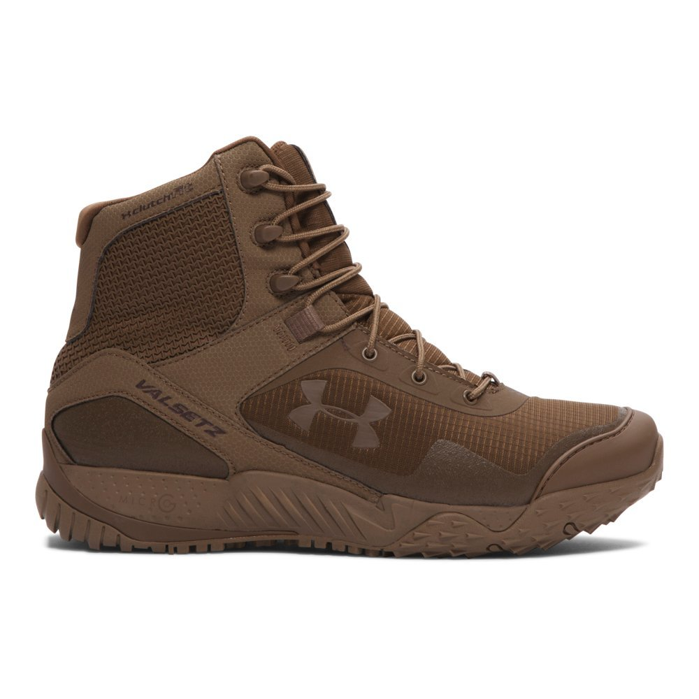 Under Armour Men's Valsetz RTS, Coyote Brown (220)/Coyote Brown, 12 by Under Armour
