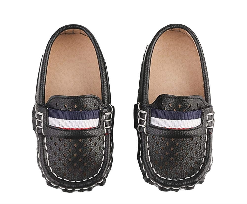 Insun Boys Slip On Handmade Summer Toddler Loafers