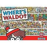 Sellers Publishing 2018 Where's Waldo? Wall Calendar (CA0171)