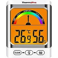 ThermoPro TP52 inomhus hygrometer termometer digital rum termometer temperaturmätare fuktighetsmätare termometer för…