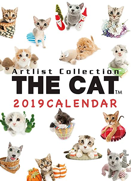 Amazon Com The Cat Desk Calendar 2019 All Star Office Products