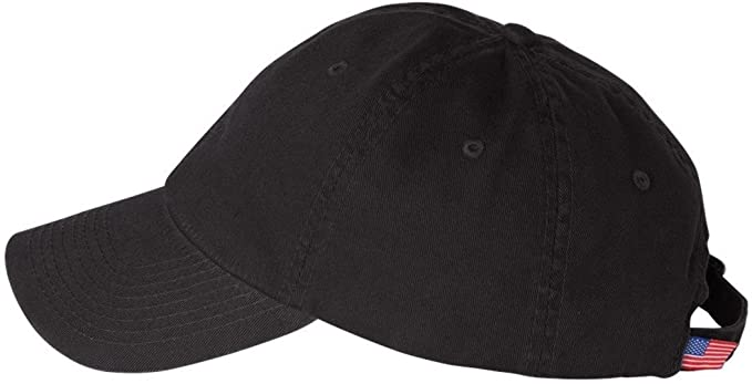 a1ce44faac4 Bayside 3630 Unconstructed Washed Twill Cap at Amazon Men s Clothing ...