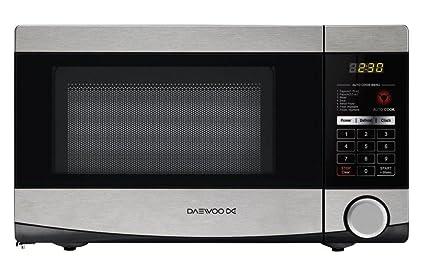Amazon.com: Daewoo - 0.7 Cu. Ft. 700 Watt Compact Countertop ...